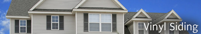 Vinyl Siding in NJ, including Clementon, Bridgeton & Cherry Hill.