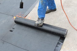 Residential and commercial flat roofs in NJ